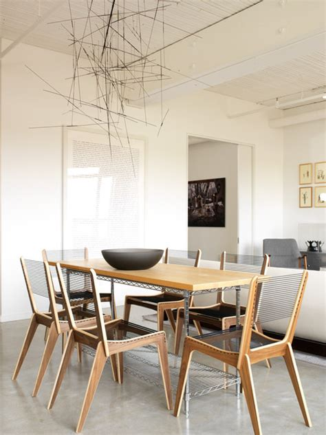 industrial dining room modern dining room industrial dining room toronto by croma design inc