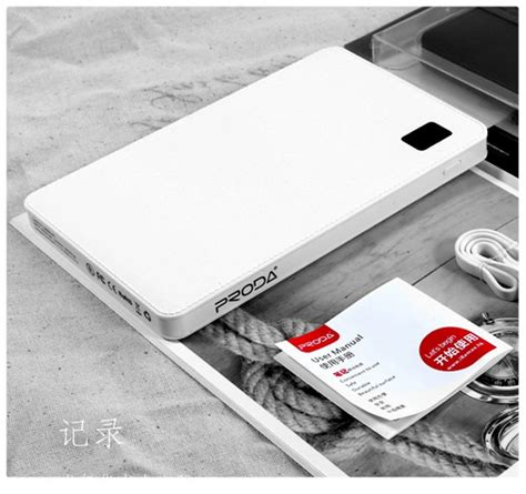 Power Bank Remax Proda Kinzy 10 000 Mah powerbank remax proda notebook aa 1095 30 000 mah white