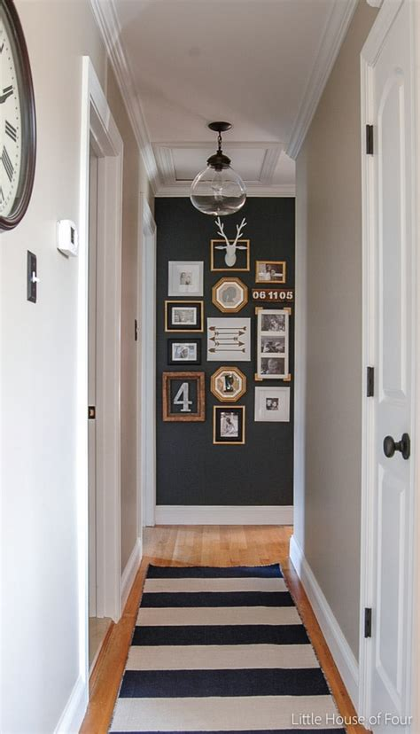 how to decorate your house small hallway decorating ideas