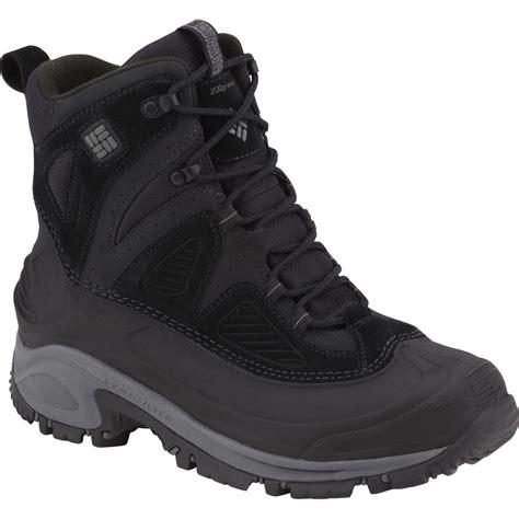 columbia boots mens columbia snowtrek boot s glenn