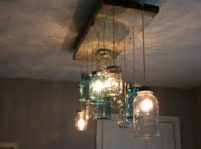 Jar Kitchen Lighting Rubbishlove Reclaimed Lighting