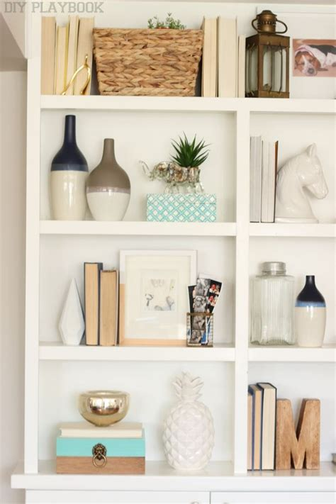 best 25 decorating a bookcase ideas on