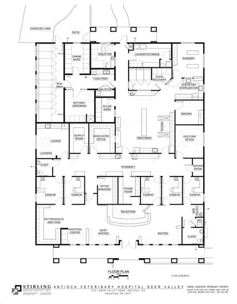 veterinary hospital floor plans carpet review 33 best floor plans veterinary hospital design images on