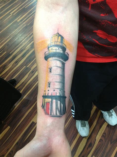 small lighthouse tattoos small lighthouse www imgkid the image kid