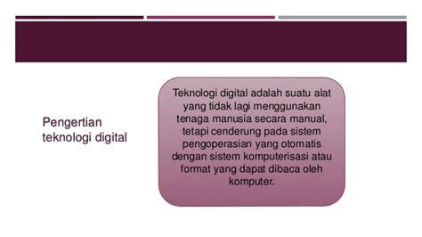 sejarah teknologi informasi dan komunikasi diara rahma teknologi digital fisika unnes