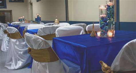 Royal blue and silver wedding decorations unique baby blue