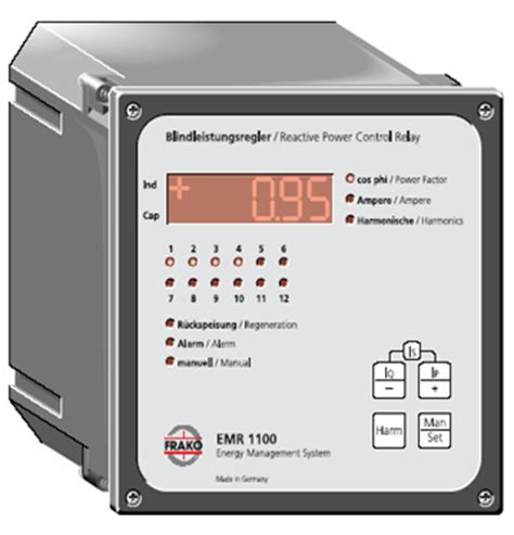 frako power factor correction capacitor frako power factor controller frako power correction capacitor india