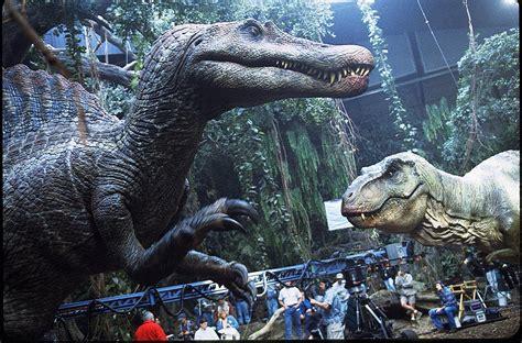 film dinosaurus rex jurassic park iii building the spinosaurus part 2