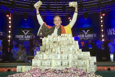 world poker championship  prize won   year  german