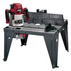 skil 174 ras4510 router router table combo pack