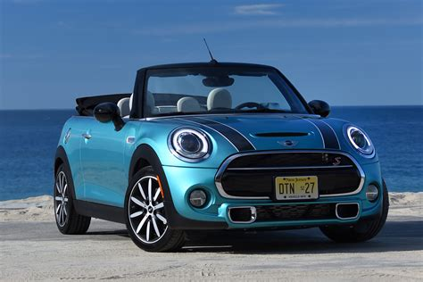 new mini convertible automatic review pictures auto
