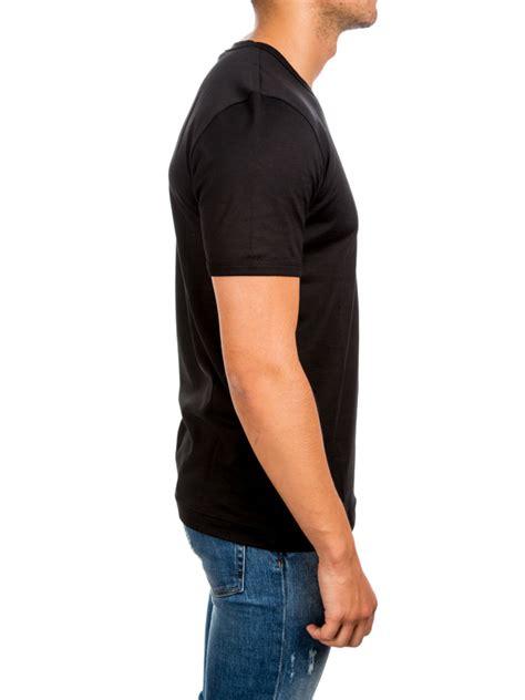 T Shirt T Black Mc dolce gabbana tshirt giro mc black credomen