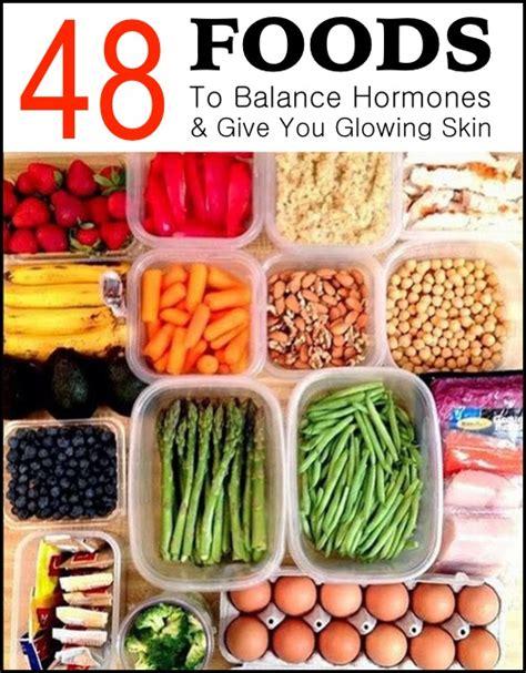 balance food hormone balancing meals