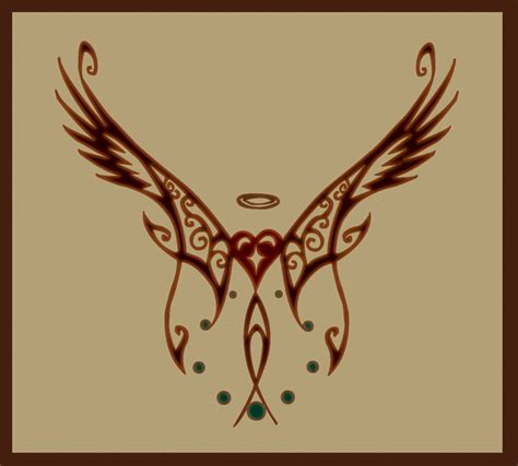 henna tattoo designs wings henna by cassiestep202 on deviantart