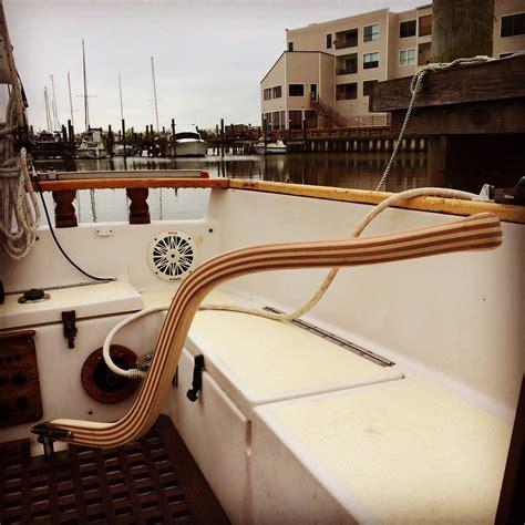 sailboat tiller sailboat tiller bayfield 25