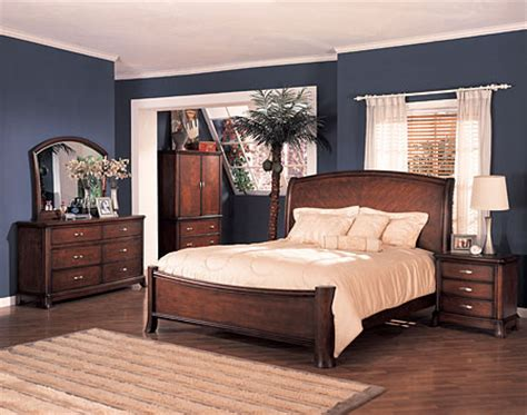 cherry bedroom furniture design and decor ideas
