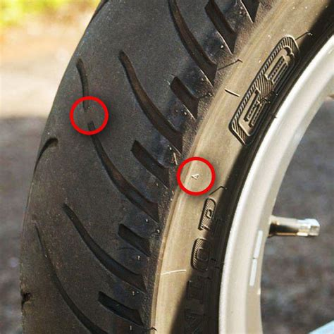motorcycle wear motorcycle tire wear bars how to it is to