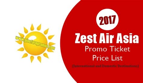 airasia zest online check in zest airasia seat sale may to november 2017 promo ticket