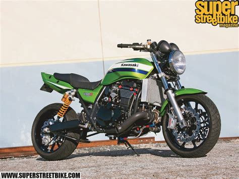 Kelly?s Kawasaki ? ZRX 1200 R   Motorcycles catalog with