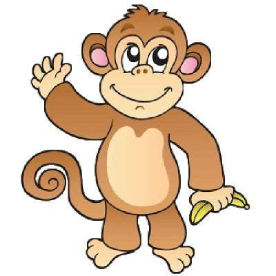 clipart of monkeys evil monkey clipart