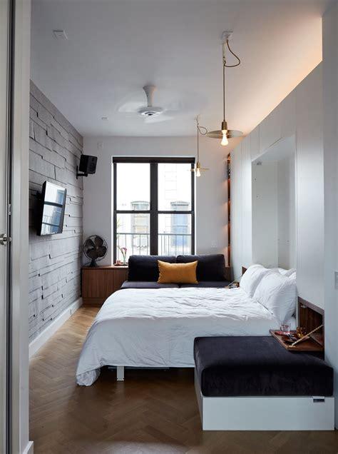 tiny  square foot smart apartment   york city idesignarch interior design
