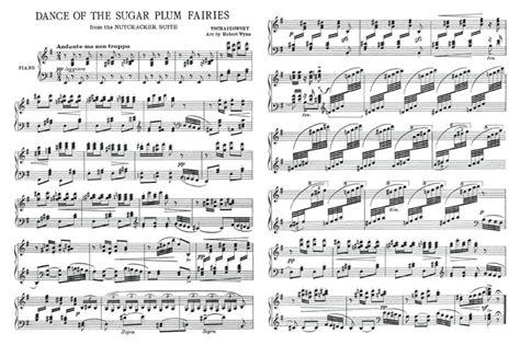 tutorial dance of the sugar plum fairy dance of the sugar plum fairies from the nutcracker suite