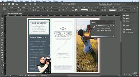 tutorial for indesign cc indesign cc 2018 essential training a2z p30 download full