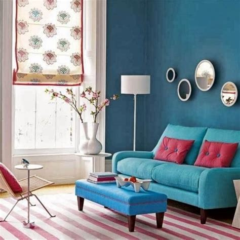 Pink Living Room Accessories by 19 Gorgeous Turquoise Living Room Decorations And Designs