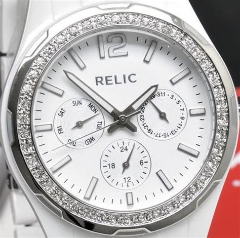 s watches relic by fossil starla accented
