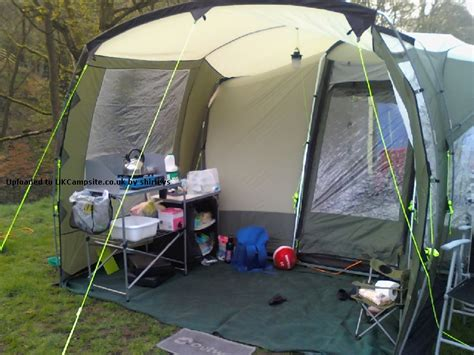 side awning tent outwell oakland xl side extension tent extension reviews