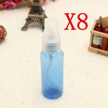 30 Ml Botol Spray Semprotan Pkastik Transparan 8pcs 30ml blue empty transparent plastic water spray