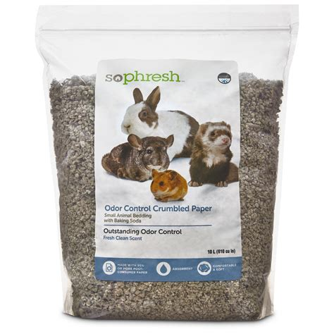 small animal bedding so phresh scented crumbled paper small animal bedding petco