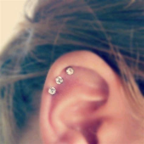 cartilage piercing pretty i want