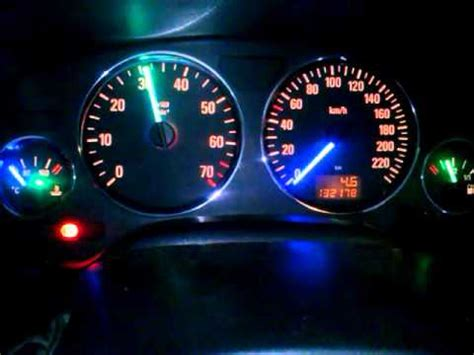 Lu Stop Vixion Led Neon opel astra g dashboard led tacho speedometer change color