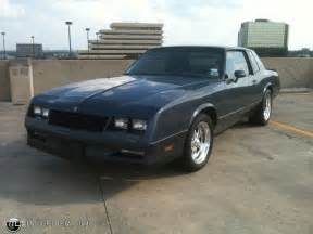 1984 chevrolet monte carlo ss id 11982