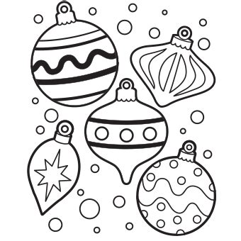 ornaments coloring pages ornament coloring pages happy holidays