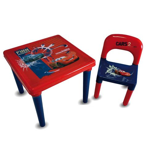 Disney Cars Table by Disney Cars Activity Table Chair W 35 Drawing