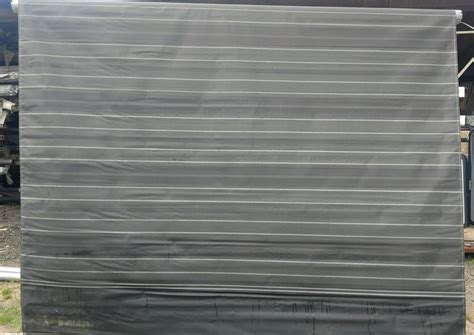 Dometic Awning Fabric new rv trailer dometic a e 10 ft rv awning oem replacement fabric charcoal ebay