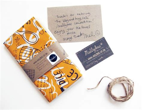 Handmade Goods Ideas - 17 best images about packaging on thank you