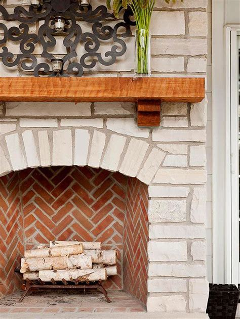 Herringbone Brick Fireplace by 17 Best Images About Brick Patterns On