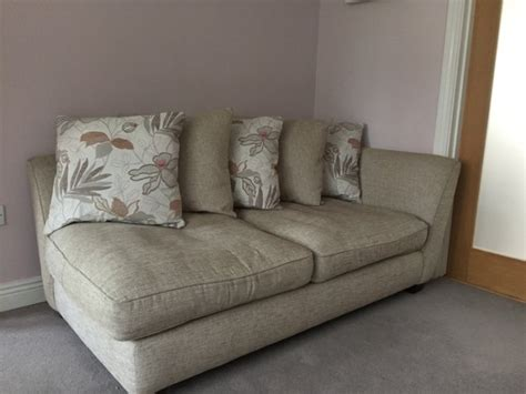 harvey norman sofas sale harvey norman 3 seater and large circle sofa for sale in