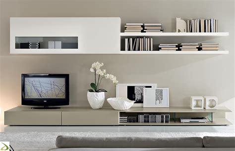 pareti da soggiorno mobile soggiorno design componibile horizon arredo