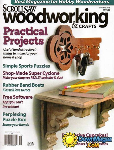 scrollsaw woodworking crafts  spring