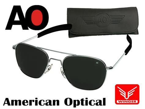 Kacamata Sunglass American Optical Ao Aviator 19 american optical general aviator sunglasses www tapdance org