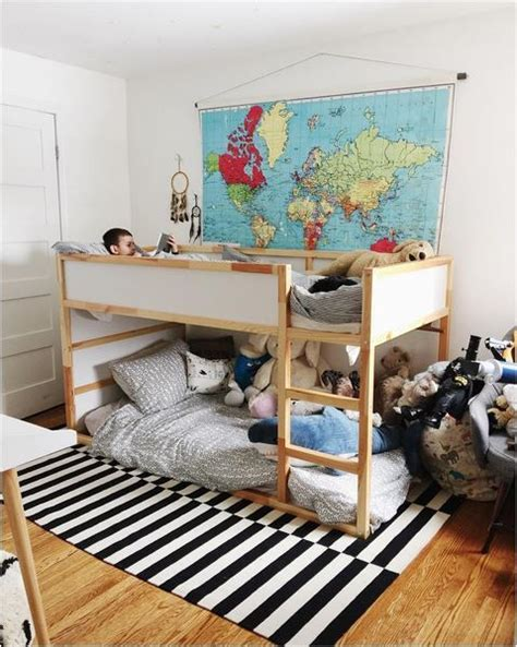 Bunk Bed Spreads The Boo And The Boy Rooms On Instagram Rooms From My The Boo And The Boy