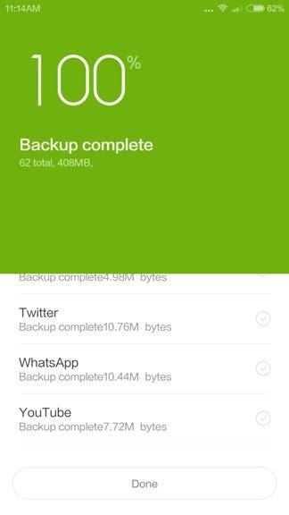backup themes xiaomi how to take full backup of xiaomi mi 3 mi 4 on miui 6