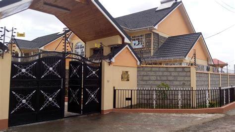 4 bedroom maisonette 4 bedroom maisonette for sale in kitengela sarah villas