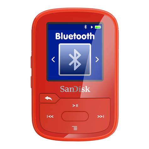 Protection Ecran Sandisk Clip Sport by Sandisk Clip Sport Plus Lecteur Mp3 Ipod Sandisk Sur Ldlc