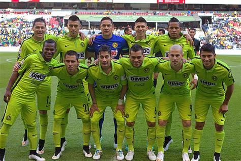 imagenes nuevas del club america los colores del futbol mexicano ximinia