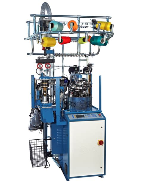 industrial sock knitting machine busi launches light mp sock knitting machine